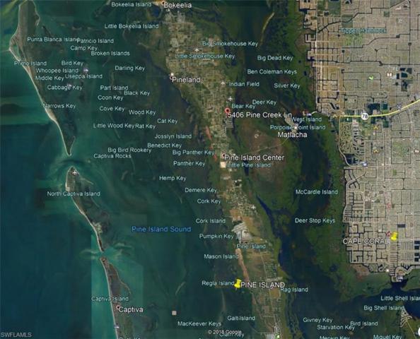 5406 Pine Creek Ln, Bokeelia, FL 33922 (MLS #218056810) :: RE/MAX DREAM