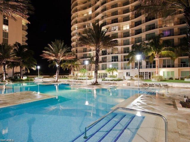 3000 Oasis Grand Blvd #805, Fort Myers, FL 33916 (MLS #218056826) :: RE/MAX DREAM