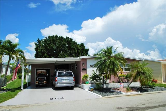 304 Crampton Ln, North Fort Myers, FL 33903 (MLS #218057486) :: RE/MAX DREAM