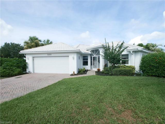 509 Islamorada Blvd, Punta Gorda, FL 33955 (MLS #218058473) :: The New Home Spot, Inc.
