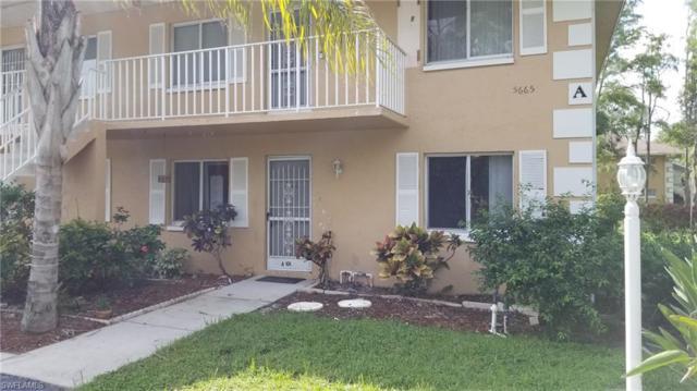 5665 Whitaker Rd A-101, Naples, FL 34112 (MLS #218058801) :: RE/MAX DREAM