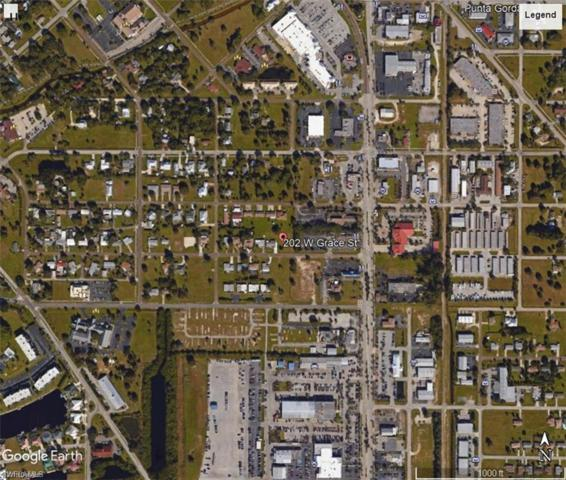 202 W Grace St, Punta Gorda, FL 33950 (MLS #218058829) :: RE/MAX Realty Team