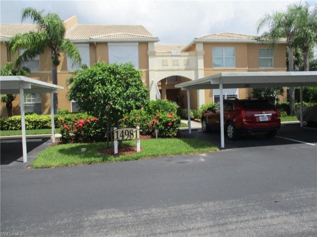 14981 Vista View Way #1103, Fort Myers, FL 33919 (MLS #218058841) :: RE/MAX DREAM