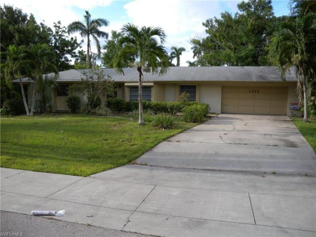 1315 Alhambra Dr, Fort Myers, FL 33901 (MLS #218059768) :: RE/MAX Realty Group