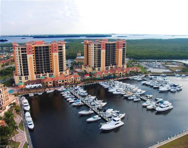 5793 Cape Harbour Dr #1011, Cape Coral, FL 33914 (MLS #218059915) :: Clausen Properties, Inc.