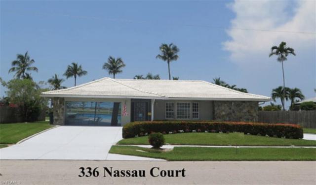336 Nassau Ct, Marco Island, FL 34145 (MLS #218059925) :: RE/MAX Realty Team