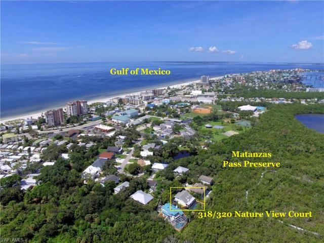 318 Nature View Ct, Fort Myers Beach, FL 33931 (MLS #218061402) :: The Naples Beach And Homes Team/MVP Realty