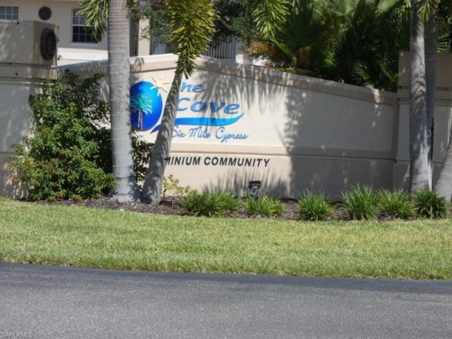 8358 Bernwood Cove Loop #704, Fort Myers, FL 33966 (MLS #218062556) :: RE/MAX Realty Team