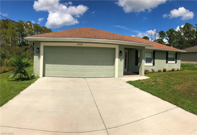 3308 32nd St W, Lehigh Acres, FL 33971 (MLS #218062818) :: RE/MAX Realty Team