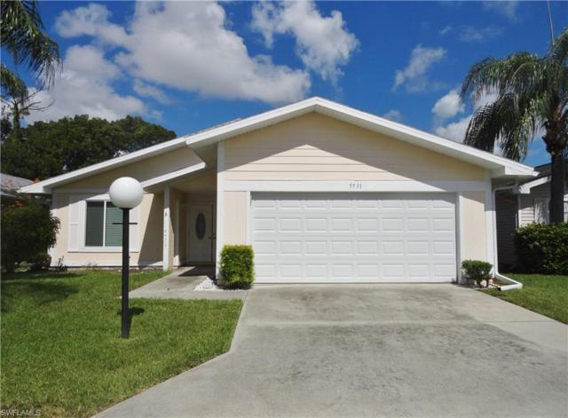5531 Longleaf Dr, North Fort Myers, FL 33917 (MLS #218063687) :: RE/MAX DREAM