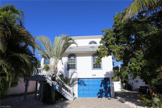 219 Fairweather Ln, Fort Myers Beach, FL 33931 (MLS #218063927) :: Clausen Properties, Inc.