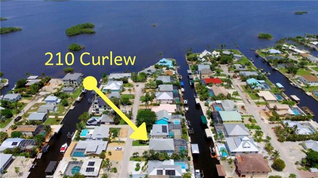 210 Curlew St, Fort Myers Beach, FL 33931 (MLS #218064991) :: RE/MAX Realty Group
