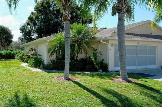 450 Bethany Village Cir, Lehigh Acres, FL 33936 (MLS #218066085) :: Clausen Properties, Inc.