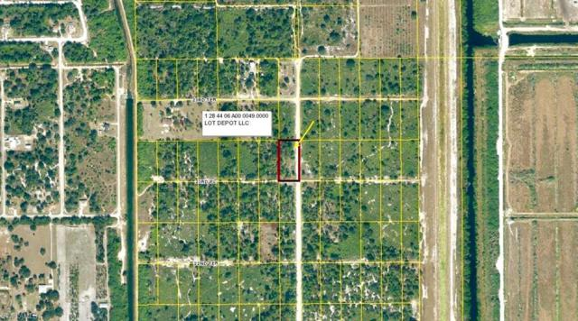 7726 23rd Pl, Labelle, FL 33935 (MLS #218066590) :: RE/MAX Realty Group