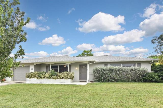 22 Greenwood Ave, Lehigh Acres, FL 33936 (MLS #218066841) :: Clausen Properties, Inc.