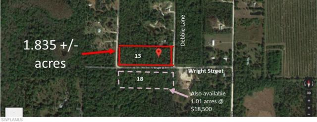 Wright Ave, Labelle, FL 33935 (#218066985) :: The Key Team