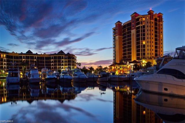 5781 Cape Harbour Dr #1406, Cape Coral, FL 33914 (MLS #218067214) :: Clausen Properties, Inc.
