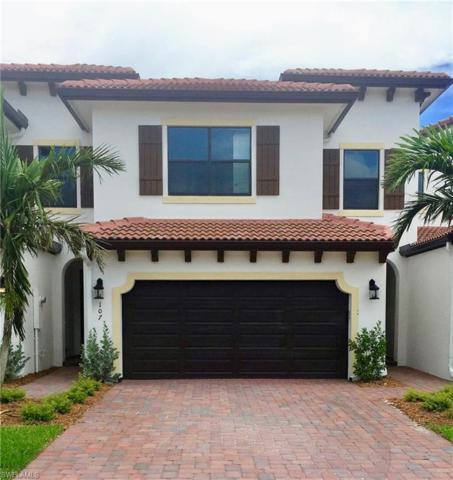15851 Portofino Springs Blvd #107, Fort Myers, FL 33908 (MLS #218067273) :: Clausen Properties, Inc.