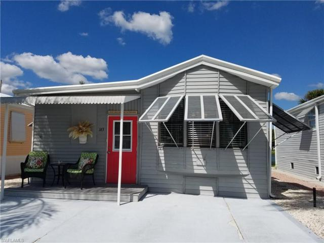 163 Fountain View Blvd, North Fort Myers, FL 33903 (MLS #218067770) :: RE/MAX DREAM