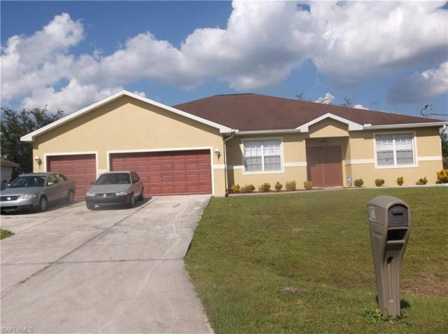 412 Muriel St, Lehigh Acres, FL 33972 (MLS #218067843) :: The New Home Spot, Inc.