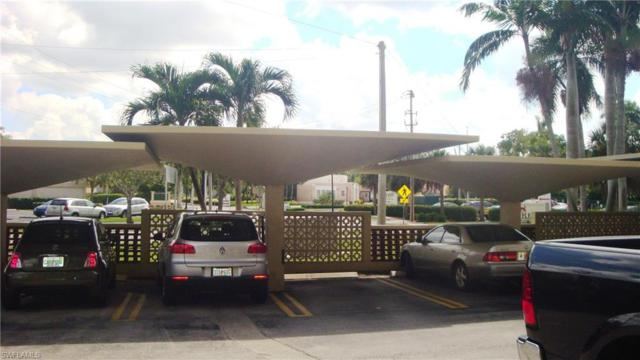 2350 W First St #605, Fort Myers, FL 33901 (MLS #218068193) :: RE/MAX Radiance