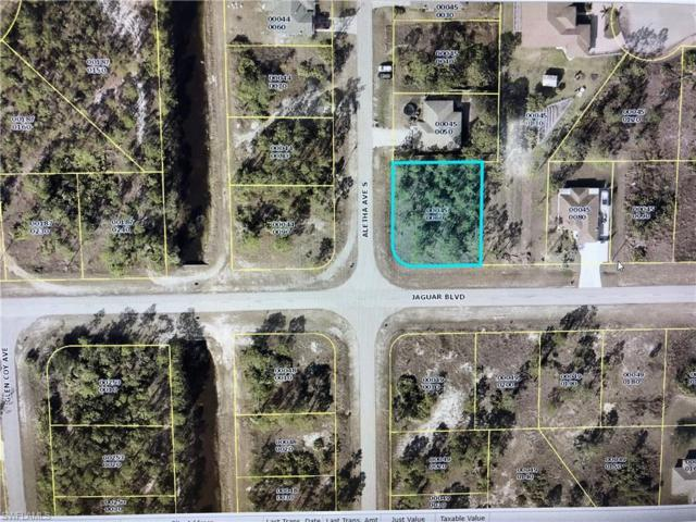 505 Jaguar Blvd, Lehigh Acres, FL 33974 (MLS #218068283) :: Palm Paradise Real Estate