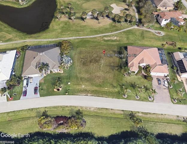 11610 Royal Tee Cir, Cape Coral, FL 33991 (MLS #218068425) :: RE/MAX Realty Group