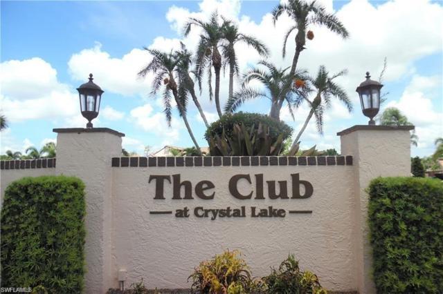 8715 Charter Club Cir #7, Fort Myers, FL 33919 (MLS #218068477) :: RE/MAX Radiance
