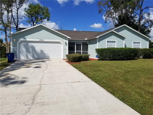 17240 Malaga Rd, Fort Myers, FL 33967 (MLS #218068761) :: RE/MAX Realty Group