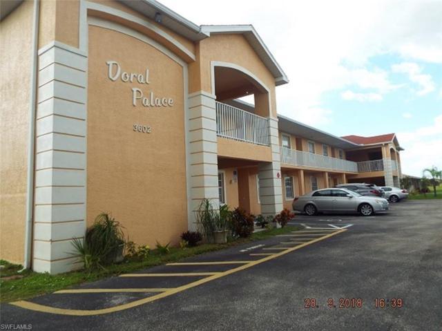 3602 Skyline Blvd #103, Cape Coral, FL 33914 (MLS #218068930) :: The New Home Spot, Inc.