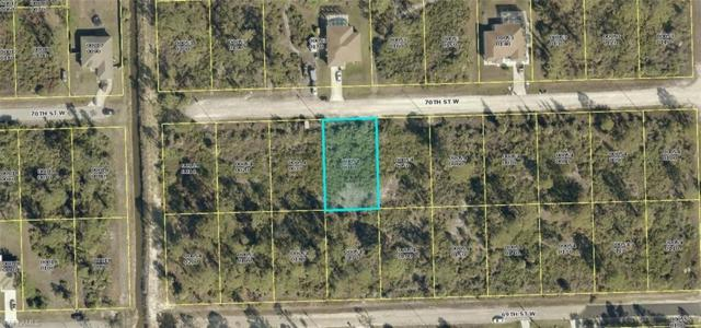 3413 70th St W, Lehigh Acres, FL 33971 (MLS #218069088) :: RE/MAX Realty Group