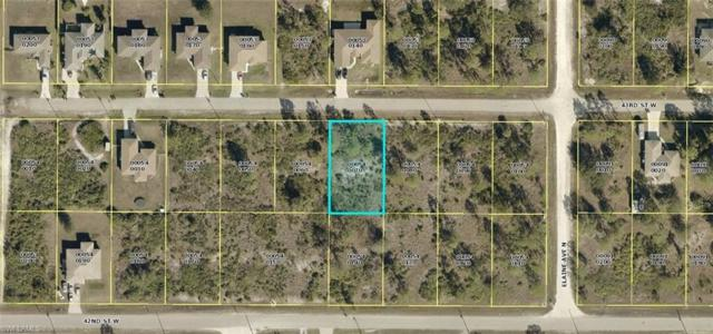 2707 43rd St W, Lehigh Acres, FL 33971 (MLS #218069091) :: RE/MAX Realty Group