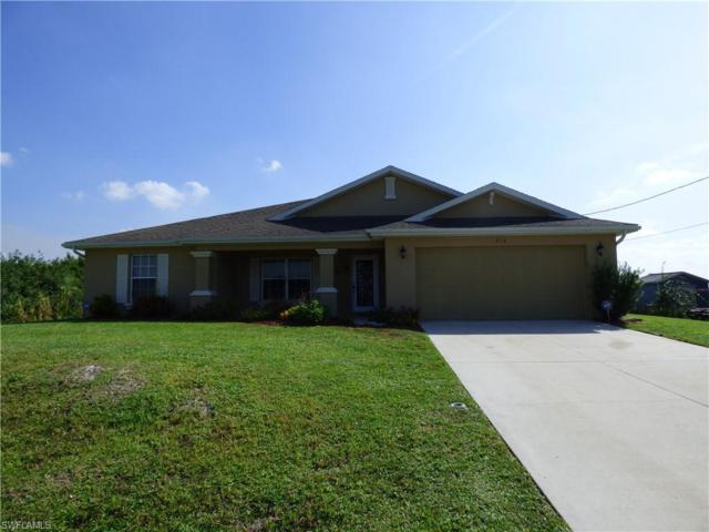 916 Rita Ave N, Lehigh Acres, FL 33971 (MLS #218069687) :: RE/MAX Realty Group