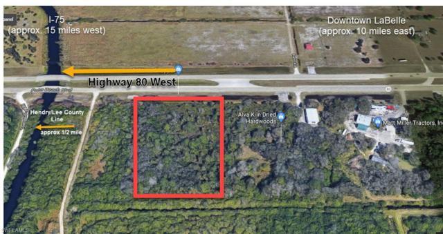 7361 W State Road 80, FORT DENAUD, FL 33935 (MLS #218069827) :: Clausen Properties, Inc.