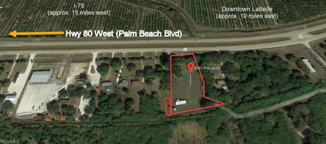 4641 W State Road 80, FORT DENAUD, FL 33935 (MLS #218069830) :: Clausen Properties, Inc.