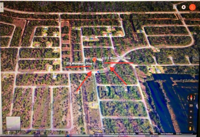 310 Woodburn Dr, Lehigh Acres, FL 33972 (MLS #218070078) :: Clausen Properties, Inc.