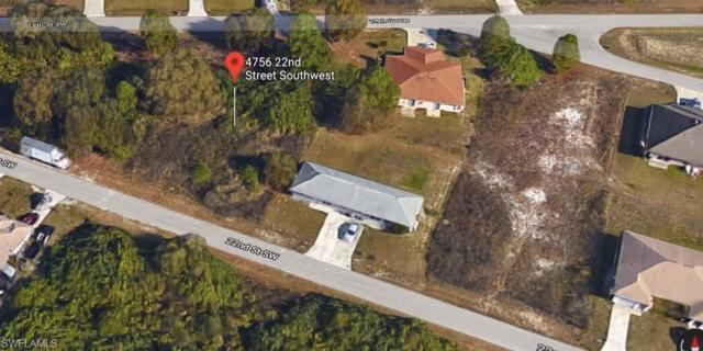 4756 22nd St SW, Lehigh Acres, FL 33973 (MLS #218070304) :: Clausen Properties, Inc.