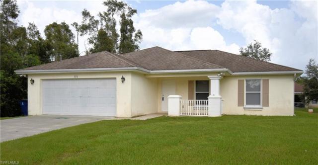 320 Kerrsdale Cir, Lehigh Acres, FL 33974 (MLS #218070611) :: Clausen Properties, Inc.