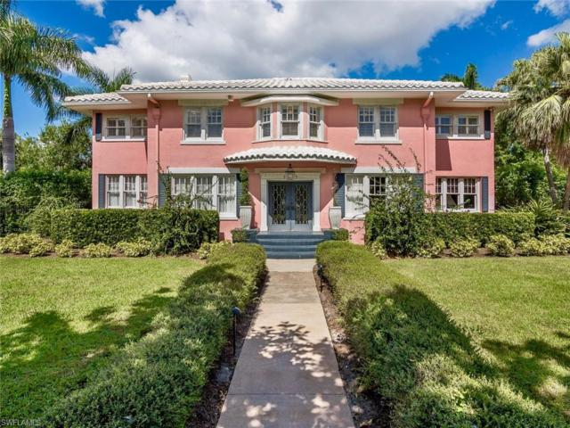 1323 Gasparilla Dr, Fort Myers, FL 33901 (MLS #218070614) :: The Naples Beach And Homes Team/MVP Realty