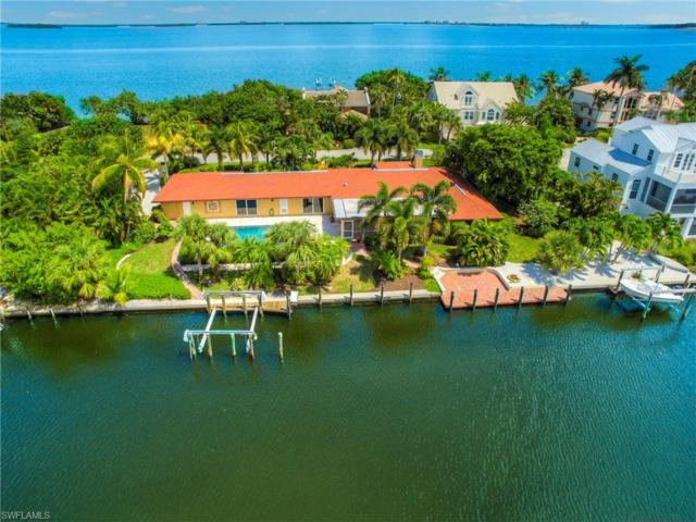 1525 San Carlos Bay Dr, Sanibel, FL 33957 (MLS #218071372) :: RE/MAX Realty Team