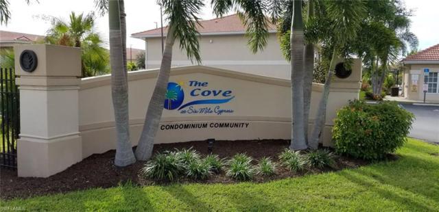 8546 Bernwood Cove Loop #1101, Fort Myers, FL 33966 (MLS #218071563) :: RE/MAX Realty Team