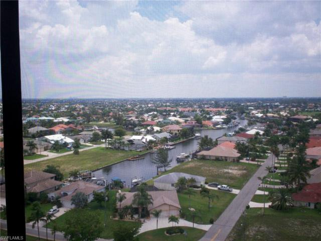 5793 Cape Harbour Dr #1313, Cape Coral, FL 33914 (MLS #218072388) :: RE/MAX Realty Team
