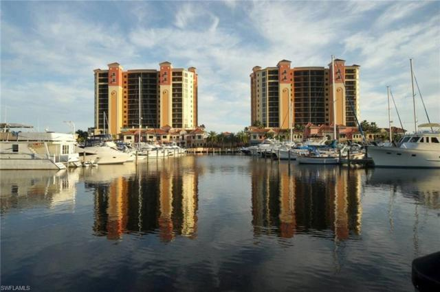 5781 Cape Harbour Dr #1401, Cape Coral, FL 33914 (MLS #218073705) :: RE/MAX Realty Team