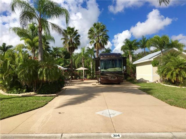Lot 314    3129 E Riverbend Resort Blvd, Labelle, FL 33935 (MLS #218074424) :: Clausen Properties, Inc.