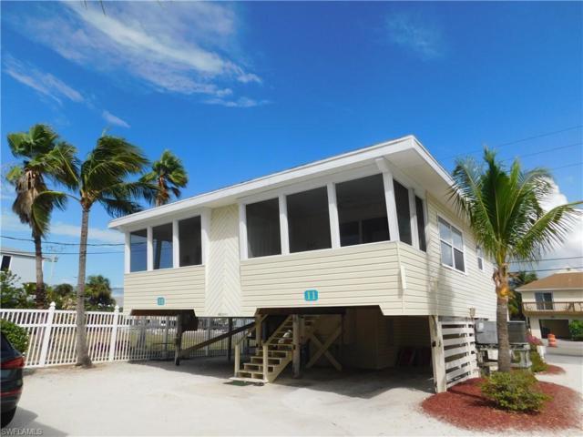 5370 Estero Blvd #11, Fort Myers Beach, FL 33931 (MLS #218074524) :: RE/MAX DREAM