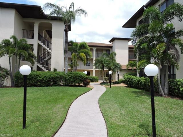 8474 Charter Club Cir #22, Fort Myers, FL 33919 (MLS #218074620) :: RE/MAX DREAM