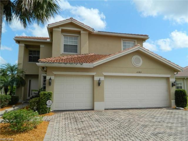 11183 Sparkleberry Dr, Fort Myers, FL 33913 (MLS #218074739) :: The New Home Spot, Inc.