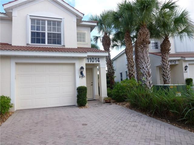11014 Mill Creek Way #2301, Fort Myers, FL 33913 (MLS #218075339) :: RE/MAX Realty Team