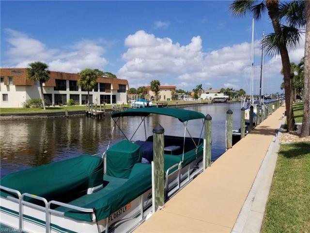 708 Victoria Dr #102, Cape Coral, FL 33904 (MLS #218075659) :: RE/MAX Realty Team