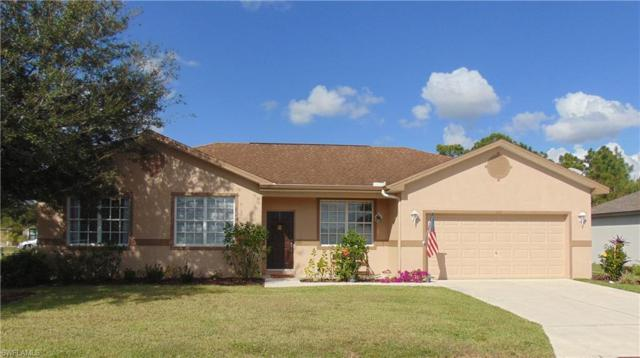 705 Evening Shade Ln, Lehigh Acres, FL 33974 (MLS #218075668) :: RE/MAX DREAM
